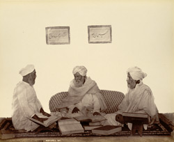 Moulvies [Muslim lawyers, Delhi]